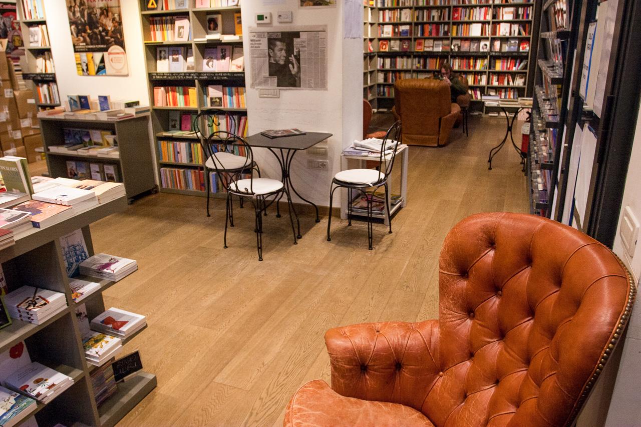 Federica postiglione librerie a milano gogol company for Librerie usato milano
