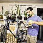 La ciclofficina della Cuccagna