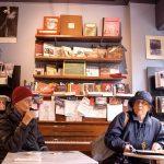 La nuova Libreria del Mondo Offeso (con caffetteria)