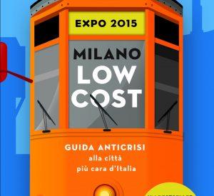 Esce in libreria Milano Low Cost 2015, tutta nuova!