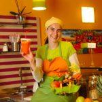 Centrifughe e piatti vegan dalla Susi
