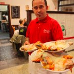 La pizza al trancio superclassica