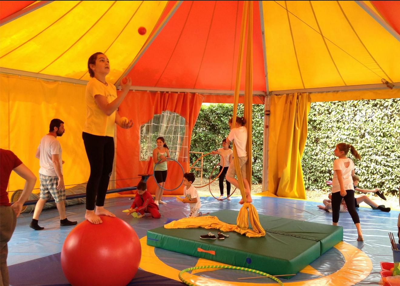 Molto Domenica tutti al circo | SurviveMilano LR84