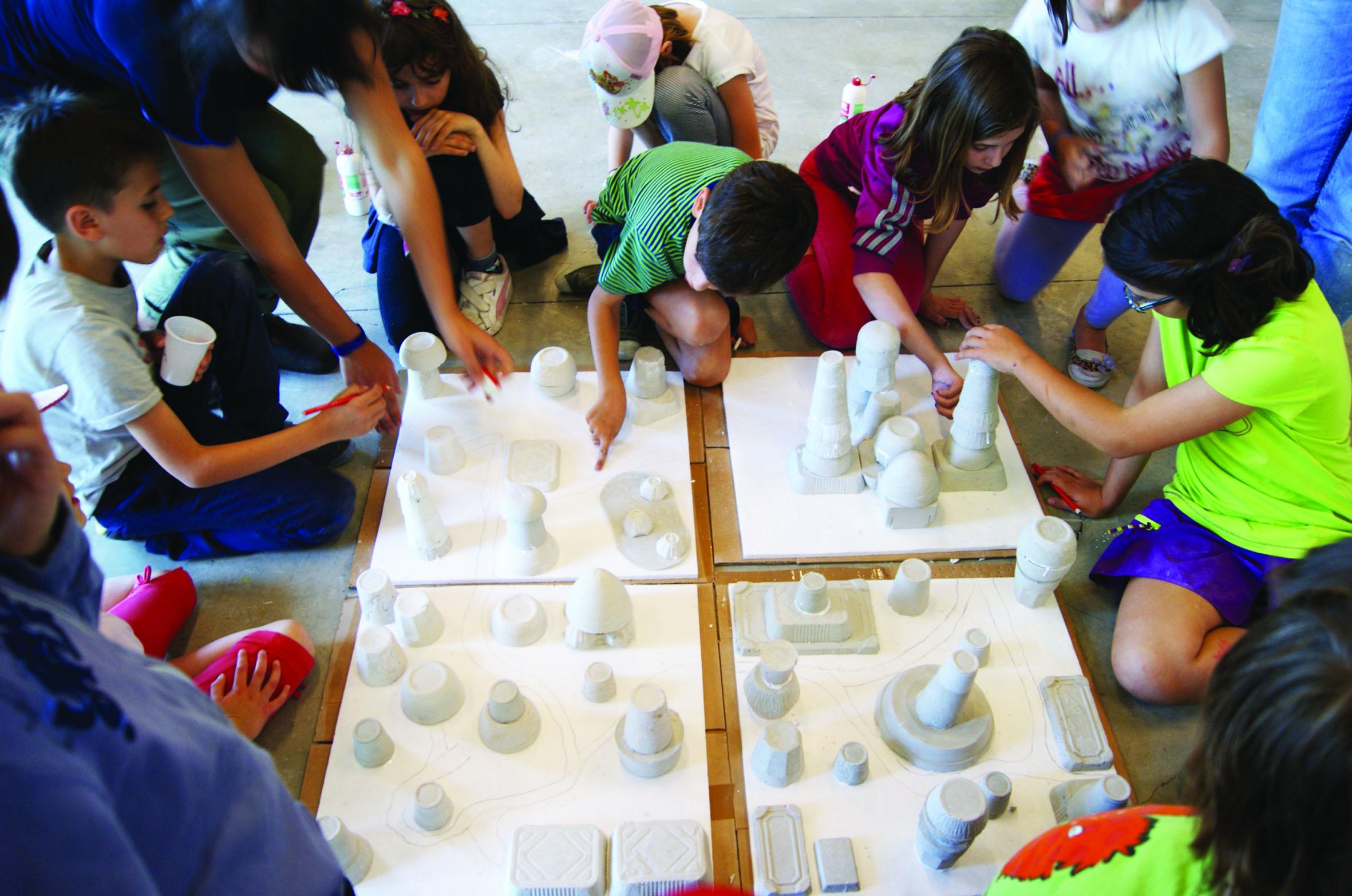 Preferenza Arte (gratis) per i bambini a Milano, anche in estate | SurviveMilano UC06