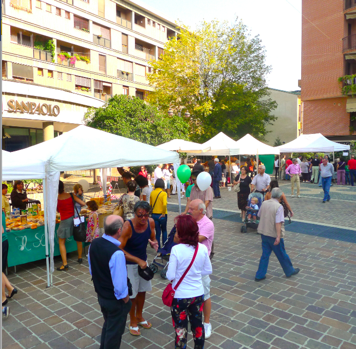 Mercato biologico di corsico for Mercato domenica milano