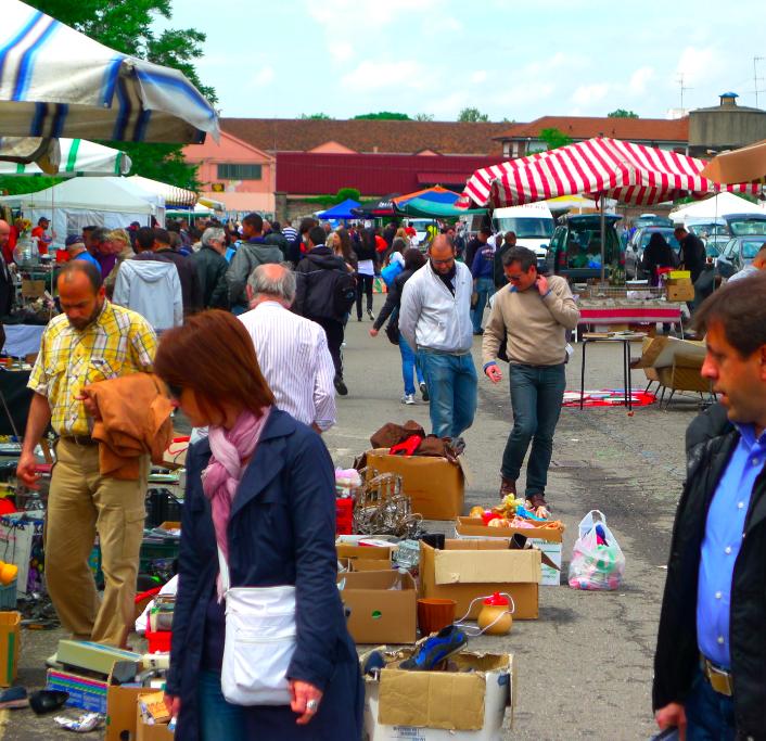 migliore mercatino delle pulci di milano