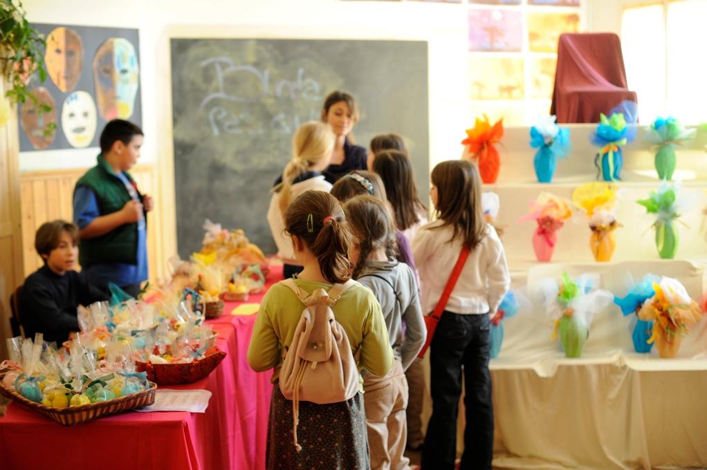 Domenica bazar di pasqua della scuola steineriana - Scuola carlo porta milano ...