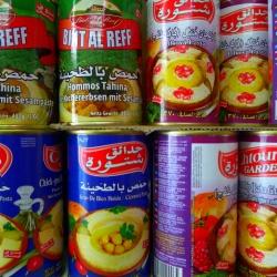 Macelleria araba,  per un banchetto mediorientale