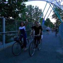 Bicibus: ai concerti andiamoci in bici!