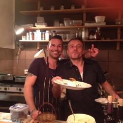 Due carusi per bere e mangiare siciliano