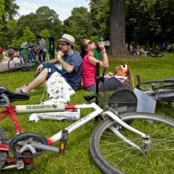 Domenica tutti in bici al Cyclopride