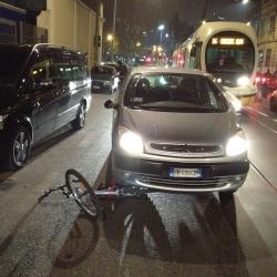Stasera manifestazione in bici per la sicurezza