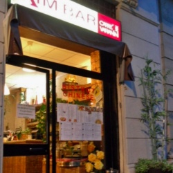 Kim bar,  il cinese col fuori menu
