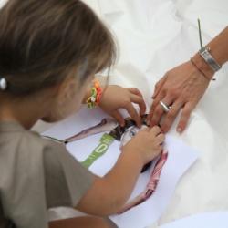 Pareidolia,  i corsi per i bambini di Sarpi