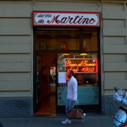Cotoletta e frittura da Martino