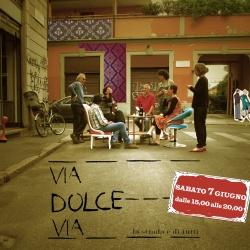 Sabato Viadolcevia,  festa di strada per scoprire Dergano