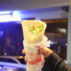 Un kebab tutto turco