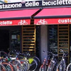 La Stazione delle Biciclette per i ciclisti urbani