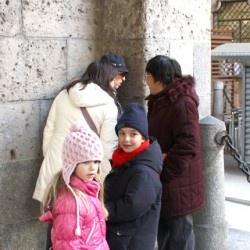 Il telefono senza fili in piazza Mercanti