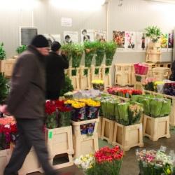 Matrimonio low cost al mercato dei fiori