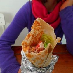 Nun,  un kebab buono e sano a Milano