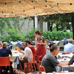 Pausa pranzo ad Affori nel parco del Paolo Pini