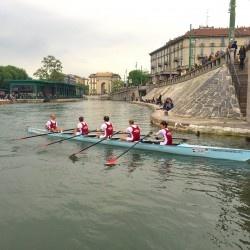 Tutti in barca più bici da Milano a Pavia (e poi fino a Venezia)
