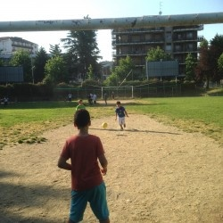 Una sorpresa a Lorenteggio: il campetto Olimpia