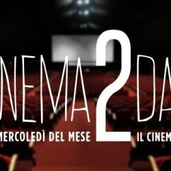 Al cinema con 2 euro (il secondo mercoledì del mese)