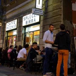 Un aperitivo al Picchio di Porta Venezia