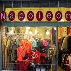 I vestiti usati di Napoleone