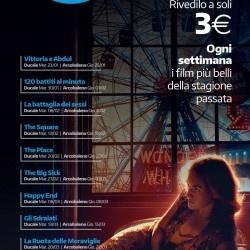 I bei film a 3 euro nei cinema vintage