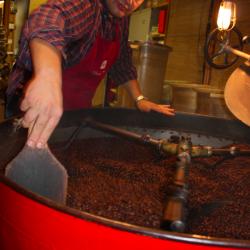 tostatura-caffè-macchina