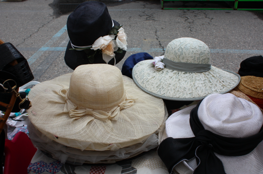 Cappelli borsalino cappelli vintage mercato usato san siro - Mercatini usato pavia ...